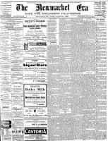 Newmarket Era (Newmarket, ON), August 9, 1889