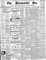 Newmarket Era (Newmarket, ON1861), August 16, 1889