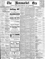 Newmarket Era (Newmarket, ON1861), August 23, 1889
