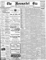Newmarket Era (Newmarket, ON1861), September 20, 1889