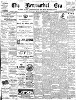 Newmarket Era (Newmarket, ON1861), October 25, 1889