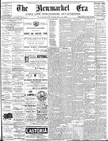 Newmarket Era (Newmarket, ON1861), November 1, 1889