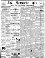 Newmarket Era (Newmarket, ON1861), November 29, 1889