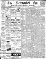 Newmarket Era (Newmarket, ON1861), August 1, 1890