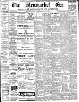 Newmarket Era (Newmarket, ON1861), August 15, 1890