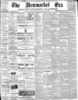 Newmarket Era (Newmarket, ON1861), August 22, 1890