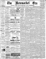 Newmarket Era (Newmarket, ON1861), September 12, 1890