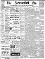 Newmarket Era (Newmarket, ON1861), September 26, 1890