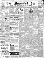 Newmarket Era (Newmarket, ON1861), November 14, 1890