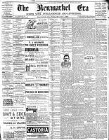 Newmarket Era (Newmarket, ON1861), November 21, 1890