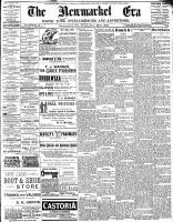 Newmarket Era (Newmarket, ON1861), November 28, 1890