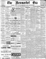 Newmarket Era (Newmarket, ON1861), December 5, 1890