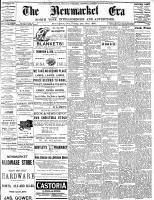 Newmarket Era (Newmarket, ON1861), December 12, 1890
