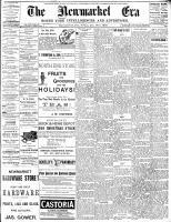 Newmarket Era (Newmarket, ON1861), December 19, 1890
