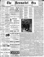 Newmarket Era (Newmarket, ON1861), December 26, 1890
