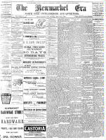 Newmarket Era (Newmarket, ON), February 6, 1891