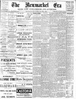 Newmarket Era (Newmarket, ON1861), February 20, 1891