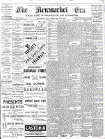 Newmarket Era (Newmarket, ON), April 3, 1891