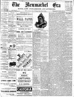 Newmarket Era (Newmarket, ON1861), May 22, 1891