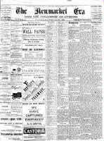 Newmarket Era (Newmarket, ON1861), June 5, 1891