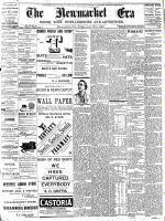 Newmarket Era (Newmarket, ON1861), June 12, 1891