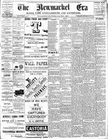 Newmarket Era (Newmarket, ON1861), June 19, 1891