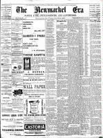 Newmarket Era (Newmarket, ON1861), June 26, 1891