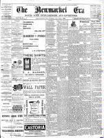 Newmarket Era (Newmarket, ON1861), July 10, 1891
