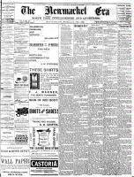 Newmarket Era (Newmarket, ON1861), July 17, 1891