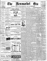 Newmarket Era (Newmarket, ON1861), August 7, 1891