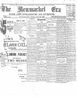 Newmarket Era (Newmarket, ON), January 29, 1892