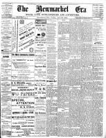 Newmarket Era (Newmarket, ON), April 29, 1892