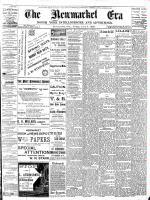 Newmarket Era (Newmarket, ON1861), June 3, 1892