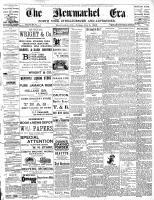 Newmarket Era (Newmarket, ON1861), July 8, 1892