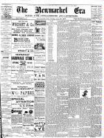 Newmarket Era (Newmarket, ON1861), July 29, 1892