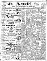 Newmarket Era (Newmarket, ON1861), August 12, 1892