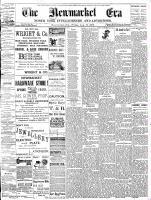 Newmarket Era (Newmarket, ON1861), August 19, 1892