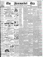 Newmarket Era (Newmarket, ON1861), September 2, 1892