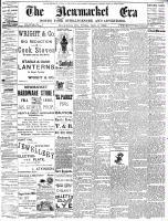 Newmarket Era (Newmarket, ON1861), September 9, 1892