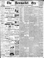Newmarket Era (Newmarket, ON1861), September 16, 1892