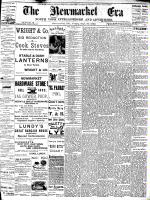 Newmarket Era (Newmarket, ON1861), September 30, 1892