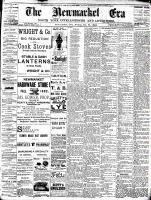 Newmarket Era (Newmarket, ON1861), October 21, 1892