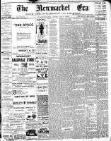 Newmarket Era (Newmarket, ON1861), December 2, 1892