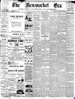 Newmarket Era (Newmarket, ON1861), December 9, 1892