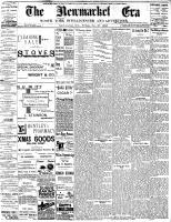 Newmarket Era (Newmarket, ON1861), January 27, 1893