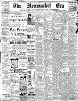 Newmarket Era (Newmarket, ON1861), March 10, 1893