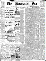 Newmarket Era (Newmarket, ON1861), July 7, 1893