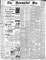 Newmarket Era (Newmarket, ON1861), July 14, 1893
