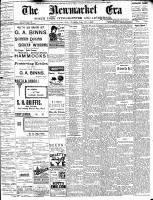 Newmarket Era (Newmarket, ON1861), July 21, 1893