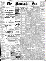 Newmarket Era (Newmarket, ON1861), August 11, 1893